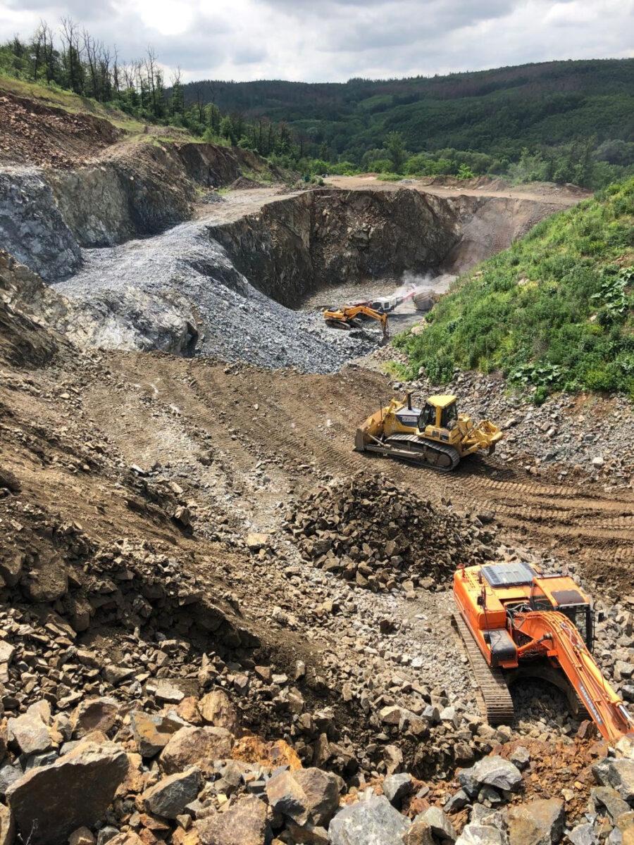 Modernizace aelektrizace trati | HUTIRA Omice